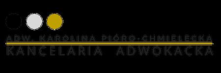 Kancelaria Adwokacka – Adwokat Karolina Pióro-Chmielecka Logo
